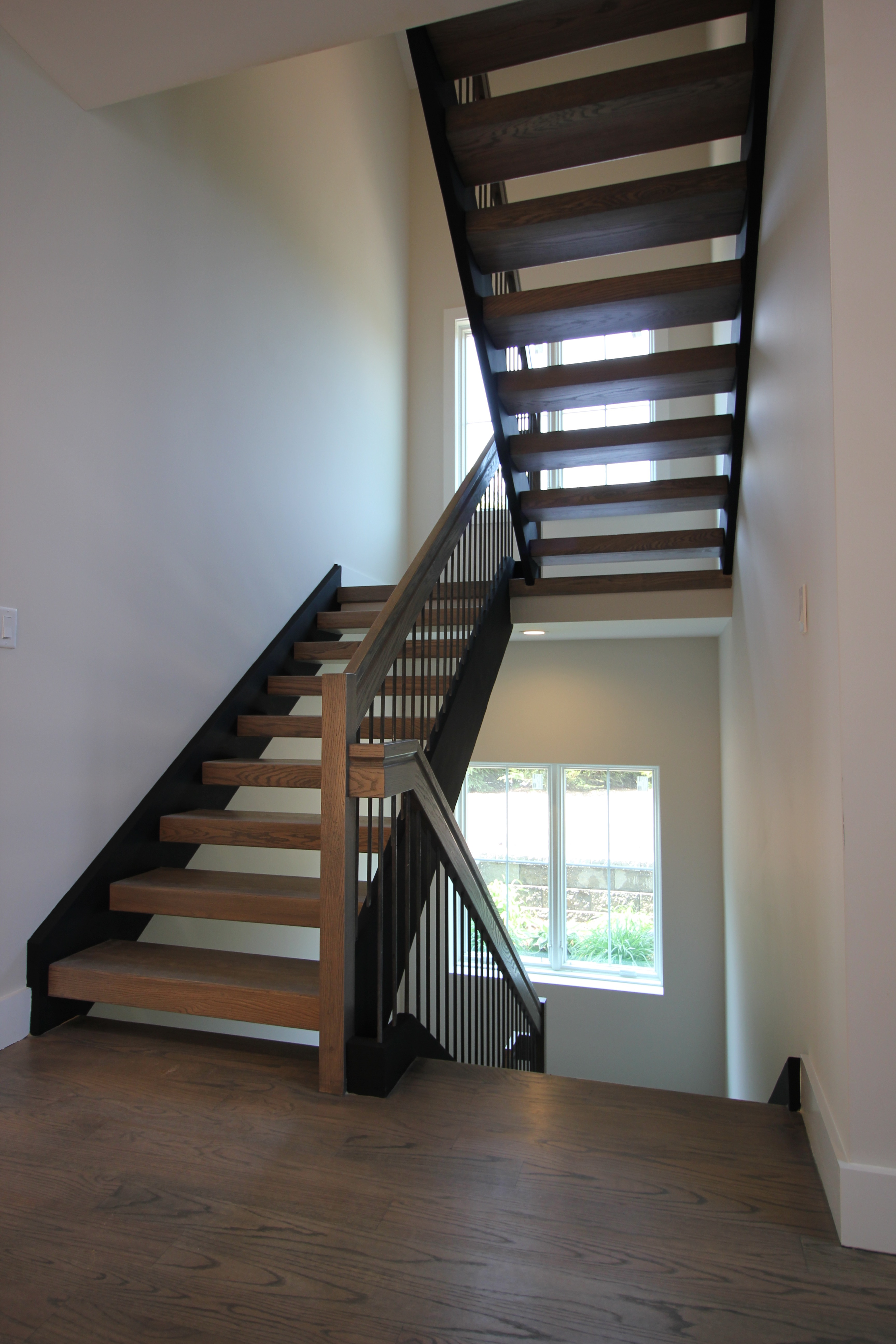 Open Stairs